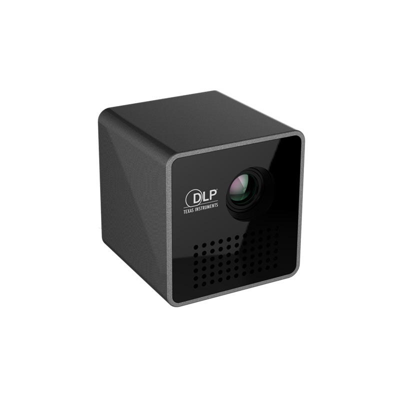 2017 High Quality Smart WIFI DLP Pico Pocket Beamer Cube Mini Projector