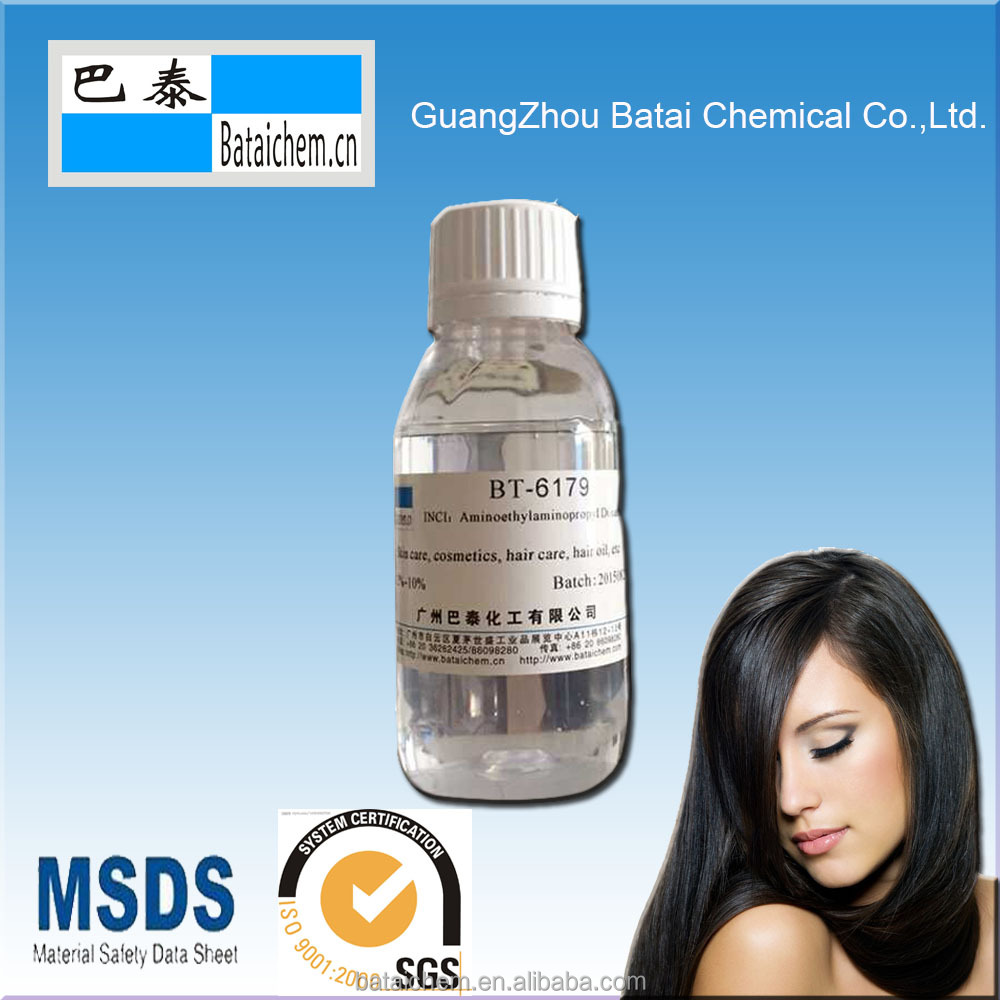 In the skin and hair care formula is a kind of excellent hair softening chemical