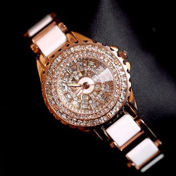 Best selling brand stainless steel back jewel ladies watch water resistant japan movement quartz watch lady