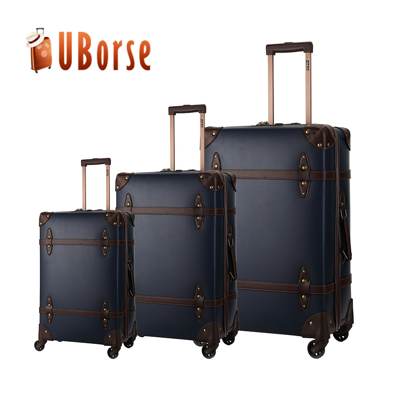 Hot sale luggage suitcase, 360 degree spinner wheeled cabin luggage