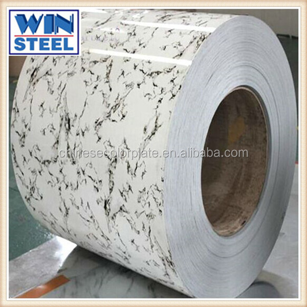 RAL color system PPGI prepainted galvanized steel building material