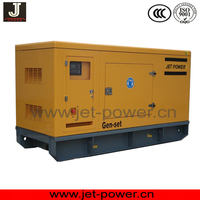 soundproof type 3 Phase 60HZ 40 kva 50 kva diesel generator Powered by Chinese engine
