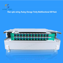 FTTH Outdoor Indoor Main Fiber Optic ODF Distribution Frame with price