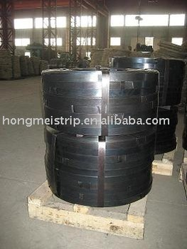 blue cold rolled carbon steel strip