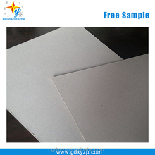 Well Pressed Grey Cardboard Sheets Advantages Of Grey Board 1mm 2mm 3mm Thickness gsm Board Paper Grey