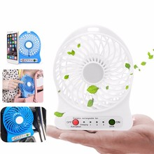 powered cooling desk fan Portable Rechargeable USB Desk Pocket, Handheld Travel Blower Air Cooler, USB mini fan with battery