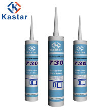 Cartridge packing high performance GP silicone adhesive