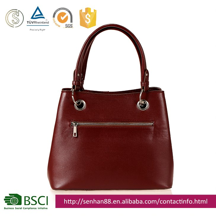 Hot China Products Wholesale black bags handbag women