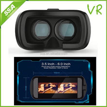 Universal Google Cardboard VR BOX 2 Virtual Reality 3D Glasses Game Movie 3D Glass For iPhone Android