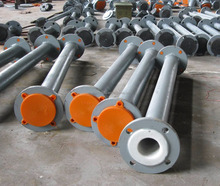 High Quality PTFE Lined Steel Pipe And Fittings for Chemical Anticorrosion
