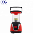 Portable Ring COB Bulb Camping Light Red Flash Warning Light Outdoor Lamp