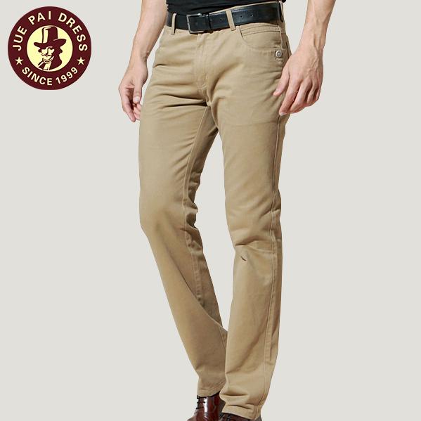 High Quality Men Clothing Pants Chino Pants