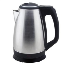 2.0l hot sale automatic stainless steel cordless electric kettle elegant for hotel