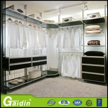 High durability hot two doors wardrobe with digital lock