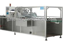 Automatic Paper Folding and Box Packing Machine