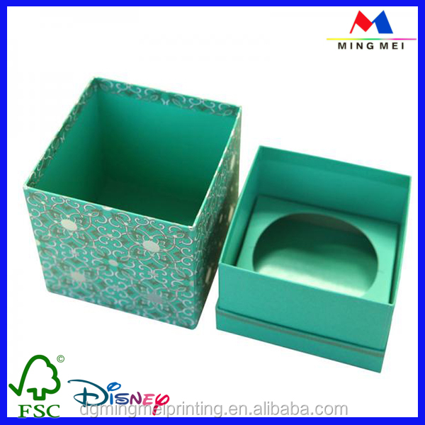 Recycle cardboard packaging factory manufacturer customize matte lamination tea box