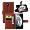 PU leather waterproof mobile phone flip case for lenovo a536