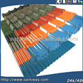 CE ISO certified classic types of roof tile