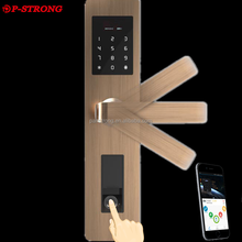 Password Rose Gold Color NCR Lock Atm With High-quality