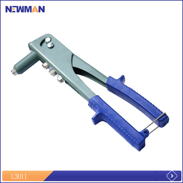 most popular heavy-duty plastic box packed knurling tool best hand riveting tools