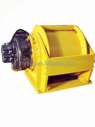 used truck hydraulic capstan winch for sale