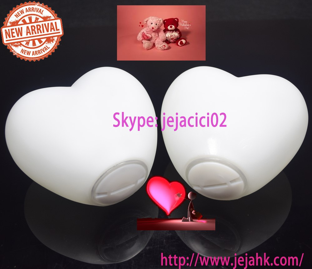 illuminated heart shape wedding arch led lighting decoration at stage wedding event ambient light