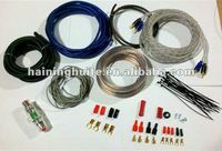 8 Gauge Complete Pro Amplifier Installation Kit
