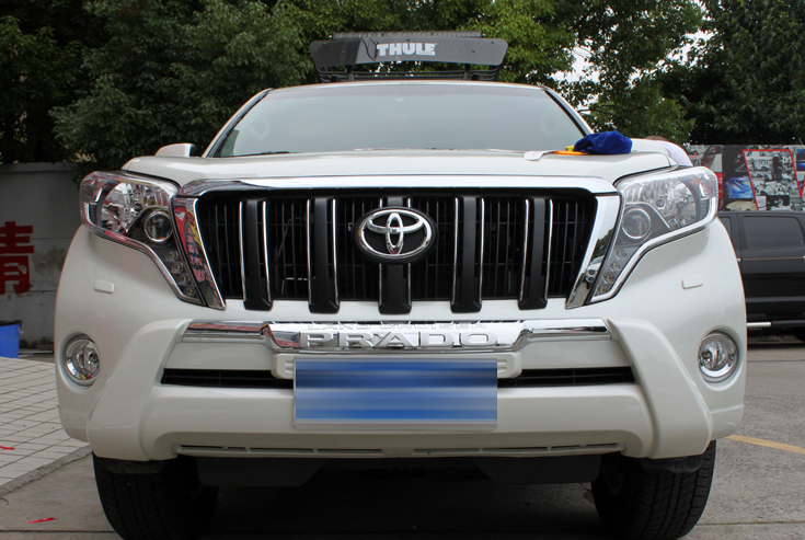 Toyota Prado 2015 front bumper guard 4*4 auto accessories