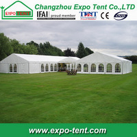 High top easy operation wedding draping ceiling tent