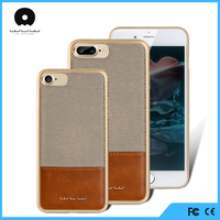 Luxury style mobile phone case for iphone 7 unique design case for iphone 7 with card holder