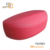 PVC leather cheap sunglasses case/box