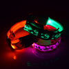 DJ0318 Dianjie Hot Selling and High Quality Nylon Remote Control Led Flashing Dog Collar Wholesale in Australia