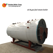 100% Safety fire tube 2000kg/h diesel oil chicken boiler from alibaba recommend boiler supplier