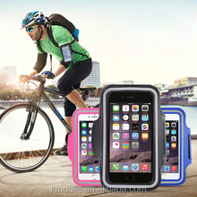 11 Colors Case Cover Holder Gym Cycling Sport Reflective Safety ArmBand For iPhone6 4.7'