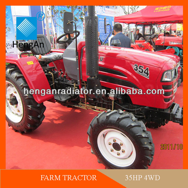 35HP 4wd Small Tractor for sale