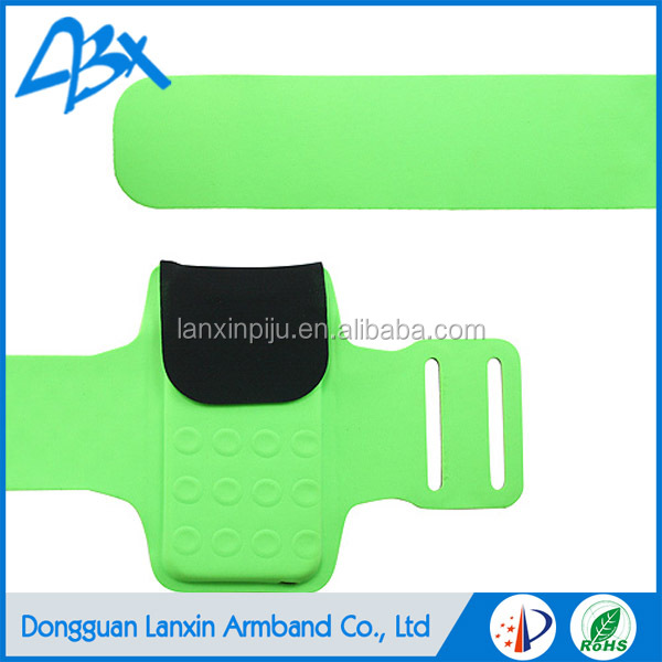 Professional manufacturer lycra sport stretch armband case for samsung galaxy core i8260 i8262 waterproof