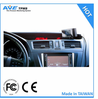 Tire Pressure Monitoring Transmitter TPMS System