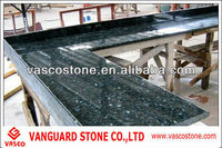 Emerald pearl granite countertop wholesaler price