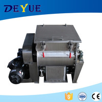 Deyue DJH manufacture paddle mini beef feed mixer