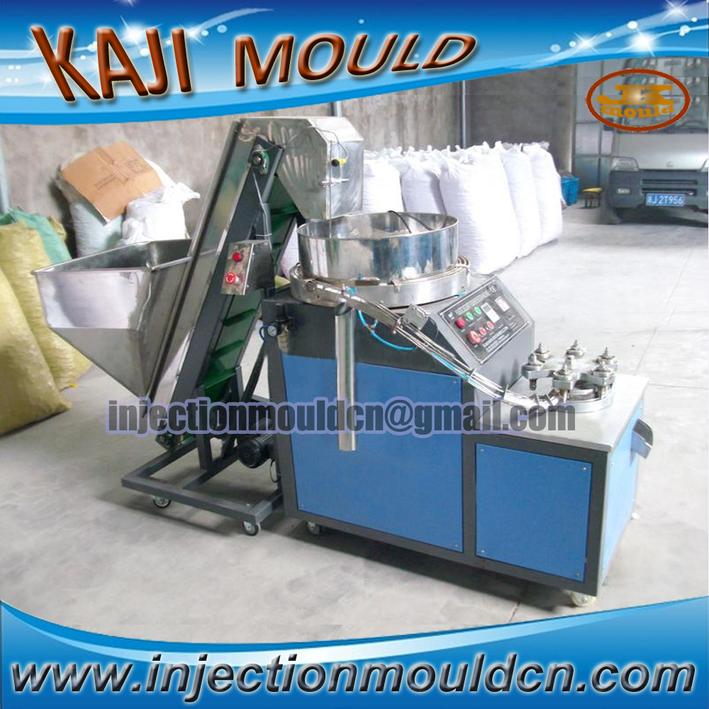 Automatic Plastic Cap Slitting Machine
