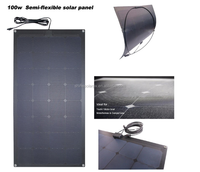 ETFE Flexible Solar Panel PV Module Made of High Efficiency Strong Performance SunPower Solar Cells