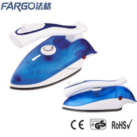 handle foldable small size national electric dry and steam travel iron