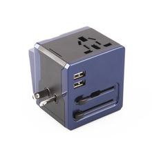 2015 new design Wifi phone Travel adapter usb universal adapter wireless global plug adapter