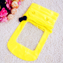 High sealed HD picture under water 10M plastic phone cover for samsung j7