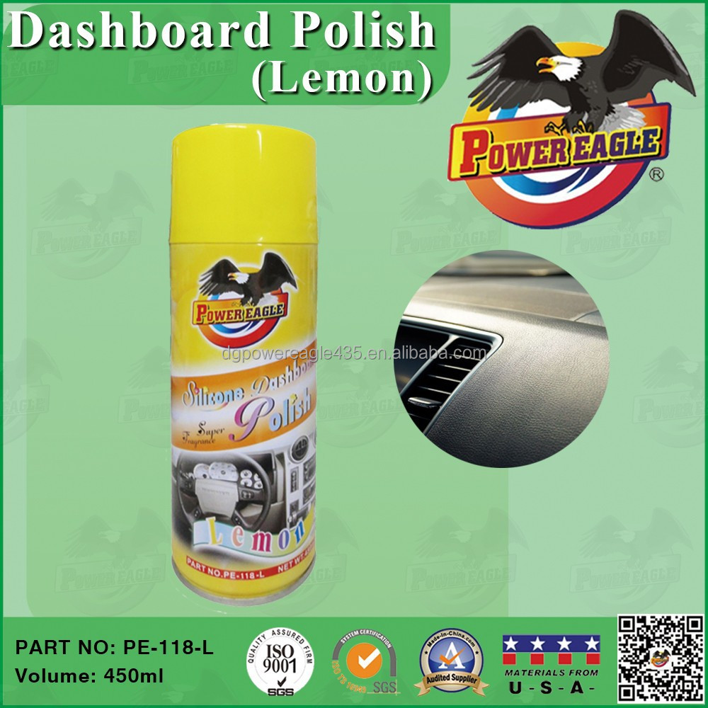 PE Car Easy Cleaning 2015 Auto Silicone And Car Polish