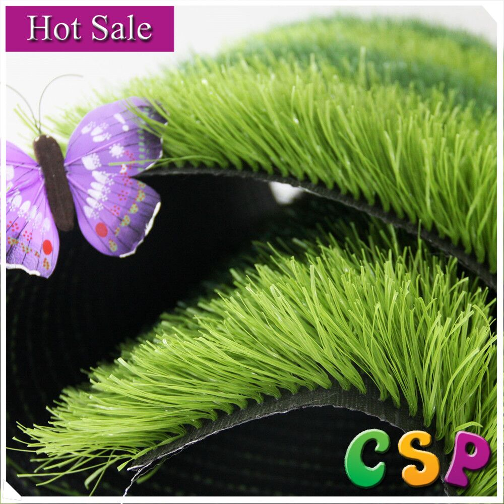 UV-resistant Outdoor soccer synthetic grass/artificial grass for football field