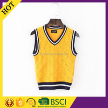 Machine knit crochet model fancy eco-friendly wool casual baby clothes