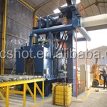 muti-function shot blasting machine