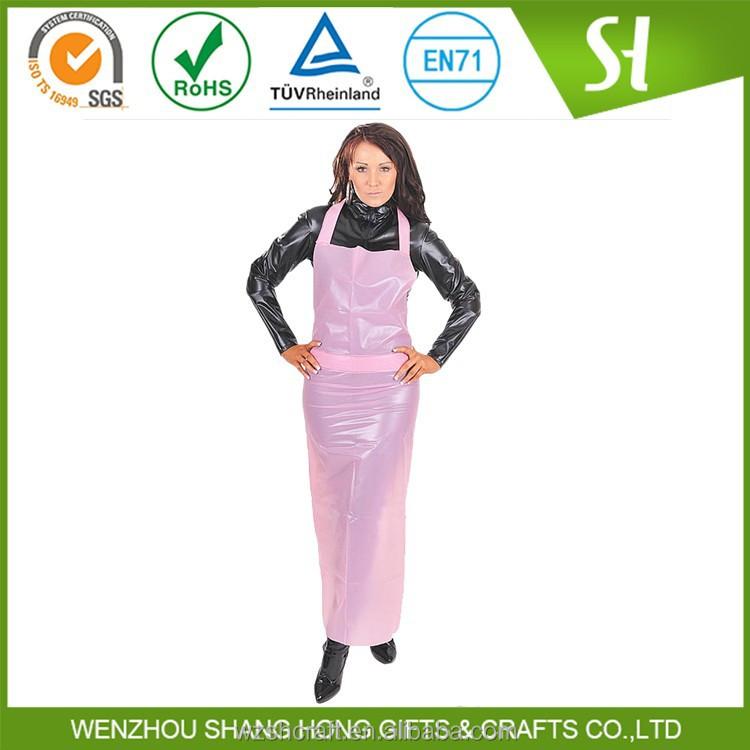 China Factory Cheap Customized Nylon Aprons