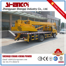 5 Ton Hydraulic Truck With Crane